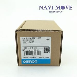 Omron Digital Temperature Controller E5cn r2mt 500 100 240v New In Box Usa Ship