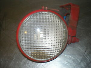 1951 Farmall C Rear Light With Mount