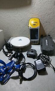 Trimble Geo Xh Geo Explorer 2005 Series w Trimble Zephyr Antenna