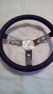 Superior 500 Vintage Steering Wheel Rat Rod