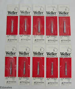 10 Ptm6 Weller Soldering Iron Replacement Screwdriver Tips For Tc201 Tcp1