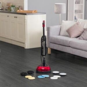 Floor Polisher Buffer Scrubber Cleaner Machine Wood Laminate Vinyl Marble Floors