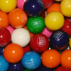 Dubble Bubble Assorted 1 Gumballs 850 Ct