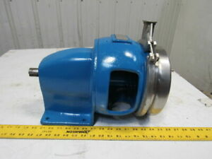 Crepaco 8vc d9056 Stainless Steel Centrifugal Pump 1 3 4 Inlet 1 1 4 Outlet