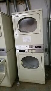 Maytag Commercial Double dryer Coin