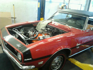 Turn Key Small Block Chevrolet Muscle Car Engine Very Complete For Your Car