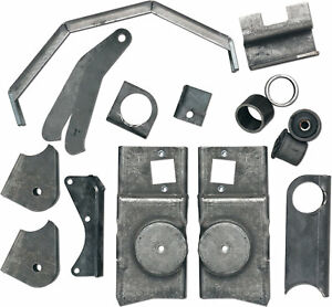 Rubicon Express Front Axle Bracket Kit For 1998 2006 Jeep Wrangler 97 Tj