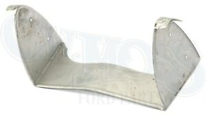 Ford Model A Radiator Splash Apron 1930 31 Hot Rod Style For 1932 Grille