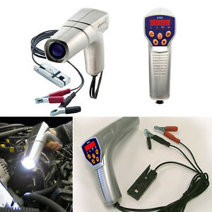 Automotive Digital Timing Light Car Engine Ignition Truck Service Repair Tune Up