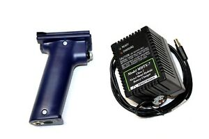 Kustom Signals Battery Handle And Charger Mhtx 7 For Falcon Hr Radar