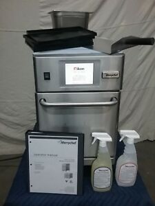 New Merrychef High Speed Convection Oven With Manual And Accessories