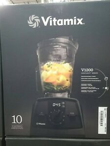 Vitamix V1200 Venturist New Blender black Color