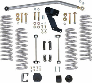 Rubicon Express 3 5 Standard Suspension System For 2007 2018 Jeep Wrangler Tj