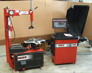 Remanufactured Coats 5060ax Tire Changer And 950 Balancer Combo With Warranty
