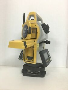 Topcon Es 65 Total Station Is The Latest Instrument In The Es Family