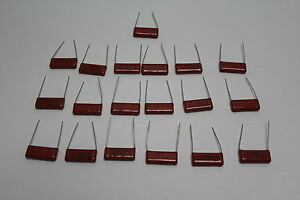 Panasonic Electronic Components Eqc u2a104mn 1uf Capacitor Lot Of 19 New