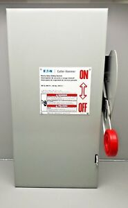 New Eaton Dh362fgk Heavy Duty Fusible Safety Switch