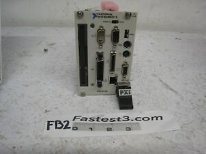 Ni National Instruments Pxi 8156 Embedded Pxi Controller