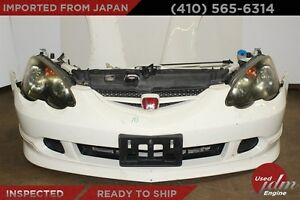 Jdm Dc5 Acura Rsx Honda Integra Type R Front End Bumper Hood Fenders Headlights
