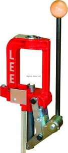 Lee Breech Challenger Lock Single Stage O frame Press Red 90588