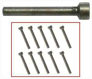 Lyman Reloading Equipment Decapping Pins Package of 10 7837786 $10.17