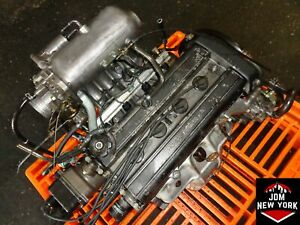 Honda Crv Crx Civic Acura Integra Engine Free Shipping Jdm B20b Low Compression