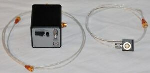 Newport New Focus 6 ghz Photoreceiver Model 1517 For 950 1650 Nm Wavelengths