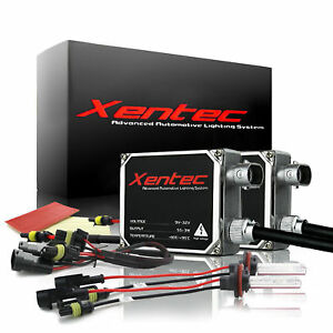 Xentec Xenon Light 35w 55w Hid Kit 9005 H11 50000lm For 1992 13 Gmc Sierra 1500