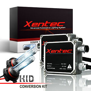 Xentec 35w 55w Hid Kit Xenon Light H11 9006 9005 H4 H8 For 1990 2017 Honda Civic