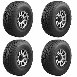 4x Nitto Lt315 75r16 Terra Grappler All Season Truck suv Tires A t A s 121q 8ply