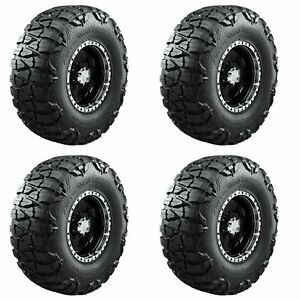 4x Nitto 35x12 50r17lt Mud Grappler Off Road Truck Suv Tires M T A S 125p 10ply