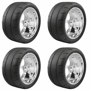 4x Nitto P315 35r20 Nt05r Performance Competition Radial Tires H t A s 97 4ply
