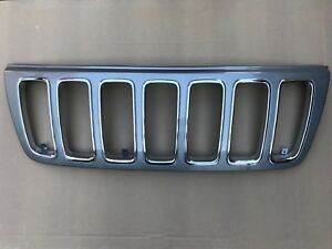 New Oem 1999 2003 Jeep Grand Cherokee Front Grille 5gl79xshaa