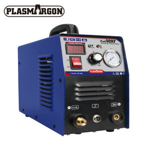 Plasma Cutting Machine 50amp Portable Electric Digital Plasma Cutter 110v 220v