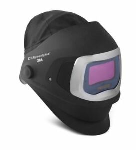 3m Speedglas 06 0600 20sw Welding Helmet 9100 Fx With Sidewindows