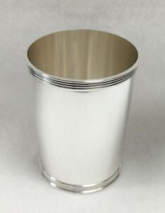 Manchester Silver Co Sterling Silver 3759 Mint Julep Cup No Monogram