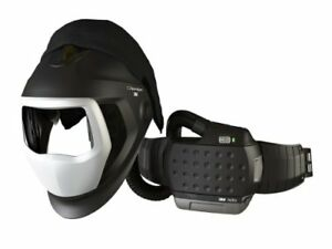 3m 35 1101 00sw Powered Air Purifying Respirator High Efficiency System With 3m