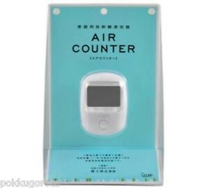 Dosimeter Radiation Meter Air Counter Gamma Measuring Device For Home