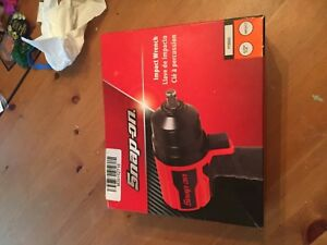 Snap On Pt850 1 2 Inch Impact Wrench