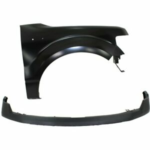 New Auto Body Repair Kit Front F150 Truck Ford F 150 2009 2014