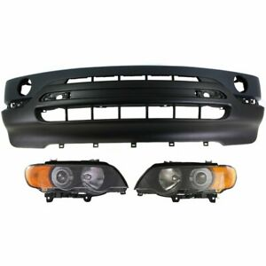 New Kit Auto Body Repair Front E53 X5 Series For Bmw 2000 2003