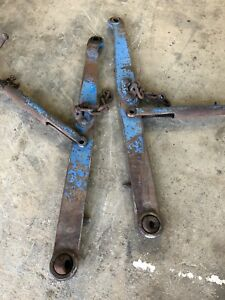 Ford 3000 Tractor Original Lift Arms