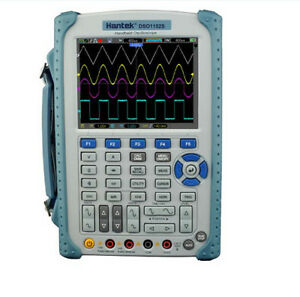Portable Digital Oscilloscope Dmm 60 100 200mhz Lcd 1gsa s Isolated Level 1000v