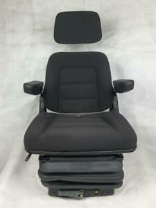 Tractor Seat Tractor Seat Forklift Seat Bagger Seat Roller Mini Excavator Seat D