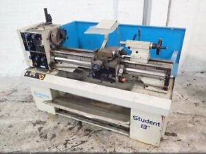 Clausing Student 2300 Gap Bed Lathe 14 X 4 X 50 04180750006