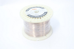 national Electric Wire Cuni20 Nickel Wire Heat No 4424322