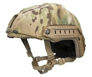 FS Helmet Cover Ops-Core FAST Solid Stretch LgXL (various colors)-USA MADE