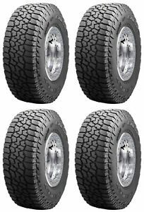4x Falken 265 75r16 Wildpeak A T3w All Season Truck Suv Tires A T A S 116t 4ply