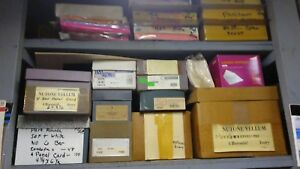 Shelves Printing Paper Stock assorted