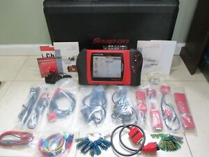 Snapon Modis 16 2 Diagnostic Scanner Lab Scope Master Kit